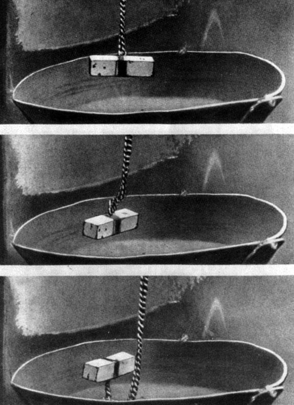 Как сделать так чтобы магнит летал 761
